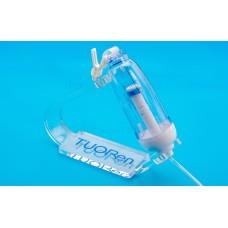 Помпа инфузионная Tuoren, одноразовая стерильная с принадлежностями, объем 100 мл, без болюса, с постоянной скоростью инфузии 0.5 мл/час.