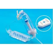Помпа инфузионная Tuoren, одноразовая стерильная с принадлежностями, объем 100 мл, с регулятором скорости инфузии - (2-4-6-8) мл/час.